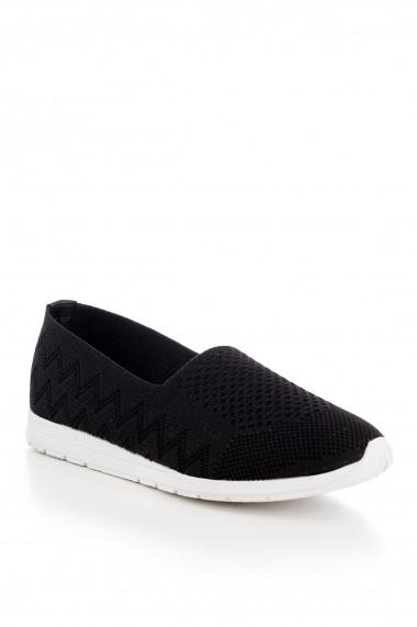 Pantofi sport casual Tonny Black BBT-1 Negru - els