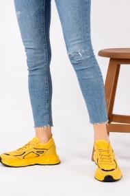 Pantofi sport Fox Shoes H820035002 galben