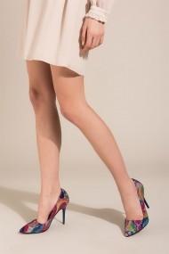 Pantofi cu toc Fox Shoes 8922151907 multicolor