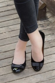 Balerini Fox Shoes 8726019502 negru