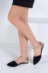 Balerini Fox Shoes B726024402 negru