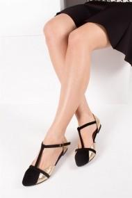 Balerini Fox Shoes B726881802 negru