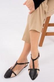 Balerini Fox Shoes B726881809 bej