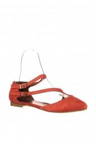 Balerini Fox Shoes D726016902 portocaliu