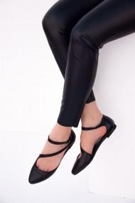 Balerini Fox Shoes D726016909 negru