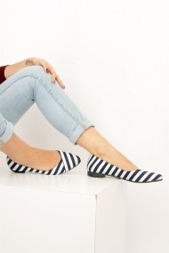 Balerini Fox Shoes F726803204 bleumarin