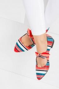 Balerini Fox Shoes F726820004 rosu