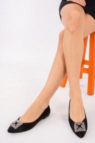 Balerini Fox Shoes H290094502 negru