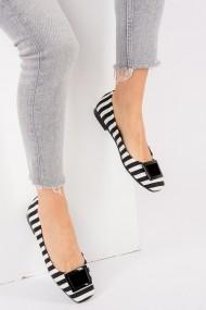 Balerini Fox Shoes H726452004 negru