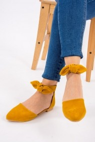 Balerini Fox Shoes H726761502 mustar