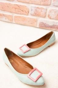 Balerini Fox Shoes H726900102 turcoaz
