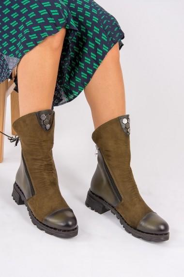 Ghete Fox Shoes G551198702 Kaki