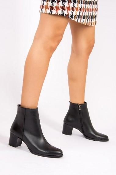 Ghete Fox Shoes G654013109 Negru