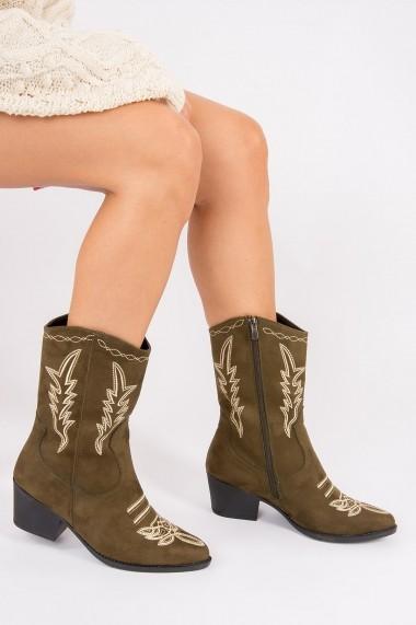 Ghete Fox Shoes G996030302 Kaki