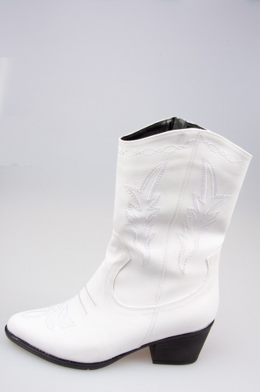 Ghete Fox Shoes G996030309 Alb
