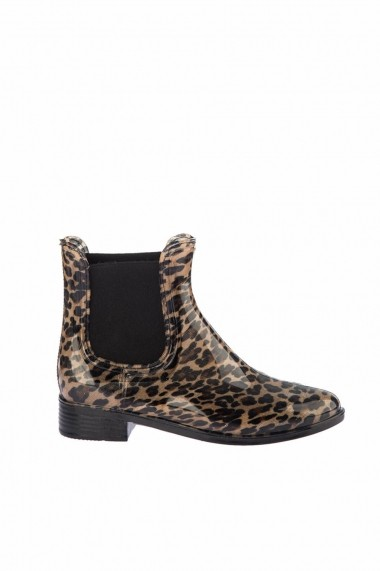 Ghete Fox Shoes E702246108 Animal Print
