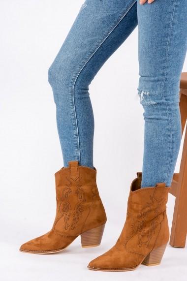 Botine Fox Shoes G340708202 Maro
