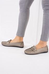 Pantofi sport casual Fox Shoes F757003009 argintiu