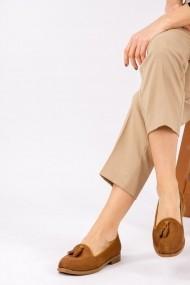 Pantofi sport casual Fox Shoes H288185302 bej