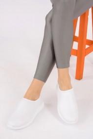 Pantofi sport casual Fox Shoes H598762104 alb