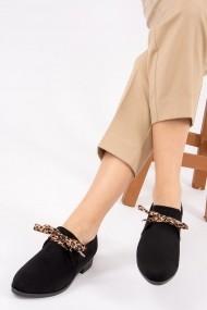 Pantofi sport casual Fox Shoes H973020702 negru