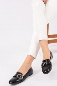 Pantofi sport casual Fox Shoes H973028808 negru