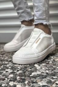 Pantofi sport Chekich CH011I15489BZ alb
