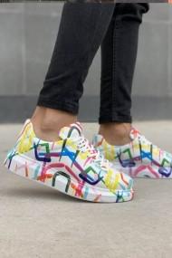 Pantofi sport Chekich CH255F53941RT12 multicolor