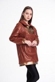 Bluza Souchi 5087 caramiziu