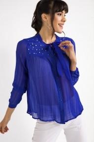 Camasa By Saygi S-20K1690008 albastru