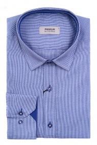 Camasa ESPADA MENS WEAR premium 02 Albastru