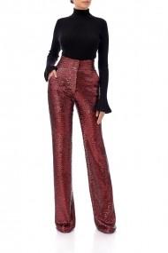 Pantaloni INNA B 1111 Rosu