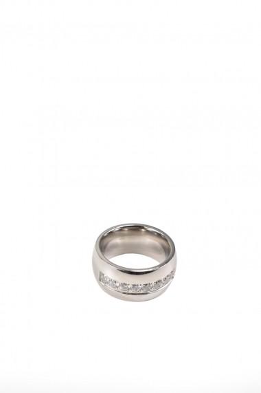 Inel COAL R1104022M Argintiu