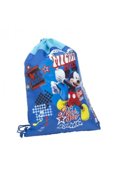 Sac sport Mickey 3 Mickey Mouse & Friends MIK21881 Multicolor