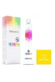 Vopsea directa semipermanenta fara oxidare HD Colors Flour JAZZY YELL 150ML
