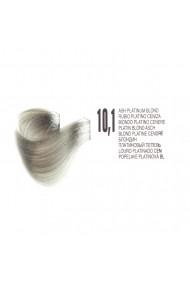Vopsea de par organica permanenta Biokera Natura 10,1 Blond Platinat Cenusiu 70ml