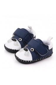 Pantofiori Superbebeshoes MBd2259-2-Bleumarine