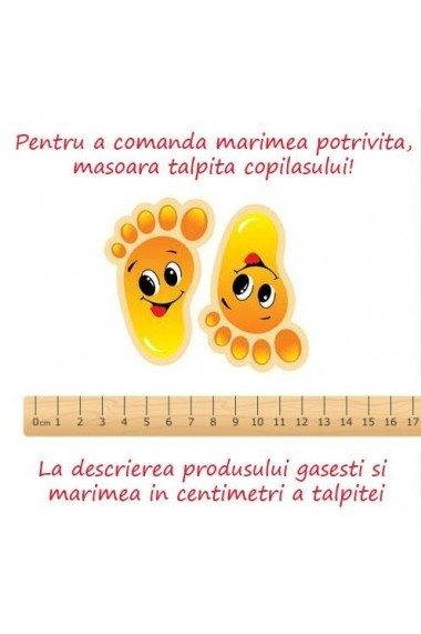 Botosei Superbebeshoes MDd2250-6-Maro