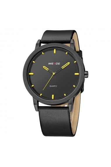 Ceas WEIDE WD001B-2C Negru