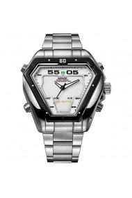 Ceas WEIDE WH1102-2C Argintiu