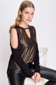Bluza Madame Vogue ALC-015-096-UR bronz