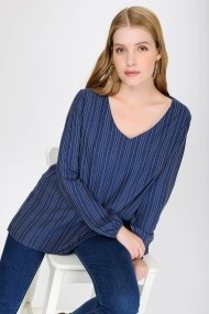 Bluza Madame Vogue ALC-015-218-Q bleumarin