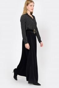 Fusta lunga Madame Vogue ALC-Y2864 negru