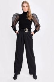 Pantaloni Madame Vogue DNZ-3052 negru