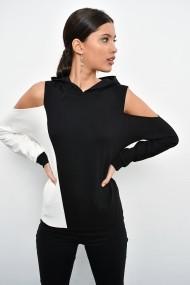 Bluza Cool & Sexy B23 Neagra
