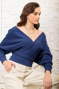 Bluza Alacati Stili ALC-Y2959 Albastru