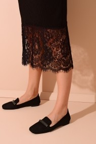 Balerini ShoesTime 20Y 406 negru