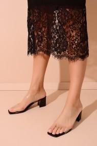 Sandale ShoesTime 20Y 805 negru
