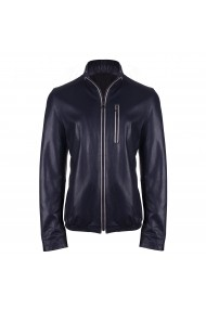 Jacheta din piele IPARELDE IPAM13 bleumarin