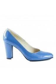 Pantofi pumps Donna Mia DM1719M albastru